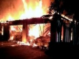 Deadly Blaze Claims Four At Tennis Star's Home