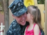 Deployed Father Involved In Custody Battle For Daughter