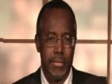 Dr. Ben Carson Sounds Off On Crises Facing America