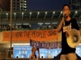 Defiant Hong Kong Protestors Demand Leader Step Down