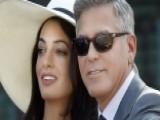 Debate Over Amal Alamuddin Taking George Clooney's Last Name
