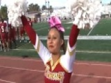 Deaf Cheerleader Defies Odds To Make Competitive Squad
