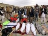 Dozens Killed In Series Of Bombings Across Afghanistan
