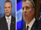 Dan Bongino: De Blasio Has An Ideological Problem