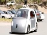 Driverless Car Technology Makes Big Splash At CES