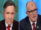 Dennis Kucinich And Rudy Giuliani Sound Off On Radical Islam