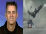 Drag Racer Walks Away From Horrific Crash