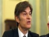 Dr. Oz Slams Critics Calling For Resignation