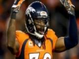 Denver Broncos' Bruton Starts Charity For Kids
