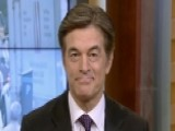 Dr. Oz Responds To Criticism Over His Credibility