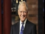 David Letterman Done On 'Late Show'