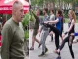 Diana Falzone Does Marine Boot Camp