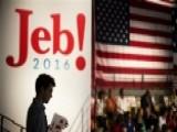Does Jeb Bush Enter Presidential Race As Frontrunner?