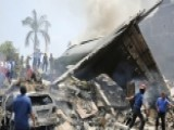 Dozens Dead After Jet Crash In Indonesia