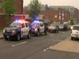 DC Navy Yard Locked Down After Reports Of Active Shooter