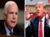 Donald Trump Goes After Senator John McCain's War Record