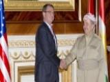 Defense Sec'y Ash Carter To Meet Kurdish Officials In Iraq