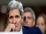 Democratic Lawmaker Puts Secretary Kerry On The Spot