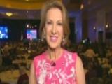 Does Fiorina Consider VP Talk 'sexist'?