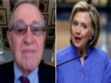 Dershowitz: No Evidence Of Clinton Criminal Conduct At Time