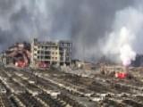 Deadly Warehouse Explosions Kill Dozens In China