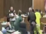 Dad Attacks Daughter's Killer In Court