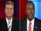 Dr. Ben Carson Reacts To Surging Ahead Of Trump In New Poll