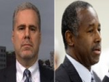 Do Carson's Comments About Charging At Gunman Have Merit?