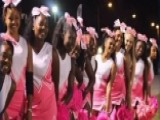 District Bans Breast Cancer Awareness Cheerleading Uniforms