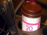 Driver Claims She Was Pulled Over For Drinking Coffee