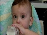Distracted Parents Bottle-feeding Babies Too Much?