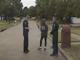 Does Video Undermine Texas Prof's Claim Of Racial Profiling?