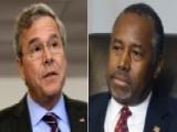 Does Ben Carson Have A Jeb Bush Problem?
