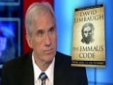 David Limbaugh Talks New Book ' 00006000 The Emmaus Code'