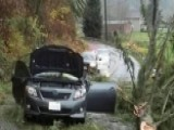 Deadly Storms Pound Northwest US With Rain, High Winds