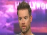David Cook's 'nerve-wracking' New Challenge