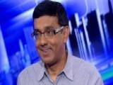 Dinesh D'Souza Opens Up On Confinement, Politics, Paris