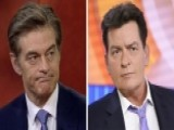 Dr. Oz On Shocking Revelations About Charlie Sheen