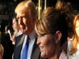 Donald Trump: Many People Wanted Sarah Palin's Endorsement