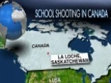 Deadly School Shooting In Saskatchewan, Canada