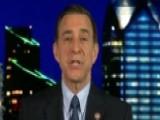 Darrell Issa Calls Hillary Clinton's Judgment Into Question