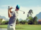 Drone Delivers Drinks, Balls, To Golfers In Japan