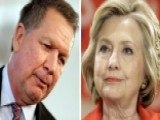 Data Study Shows Kasich Beating Clinton In General Election
