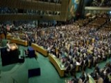 Diplomats Gather At UN To Sign Climate Agreement