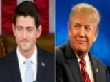 Donald Trump-Paul Ryan Drama Deepening Ahead Of Convention