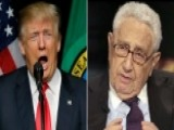 Donald Trump To Meet With Former Sec'y Of State Kissinger