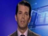 Donald Trump Jr. Defends His Dad's Fundraising With RNC