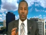 Dr. Ben Carson: Frustrated Voters Are Tired Of Being Ignored
