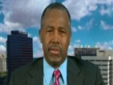 Dr. Ben Carson On Direction Of Trump's Campaign