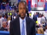 Dr. Carson On Convention Chaos: This Is Political Theater